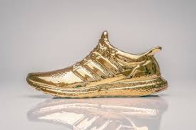 dipped in gold the adidas ultra boost gets dipped in gold