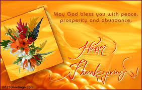 may god bless you with peace prosperity and abundance