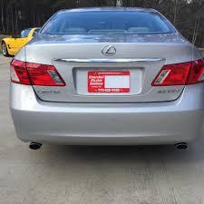 2007 lexus es 350 xm radio 2007 lexus es 350 4dr sedan in dallas ga daniel used auto sales
