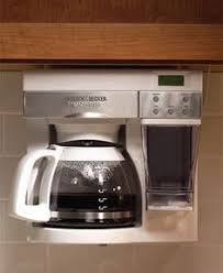 under cabinet coffee maker rv coffee maker rv shop under the cabinet 18 best space saver images on
