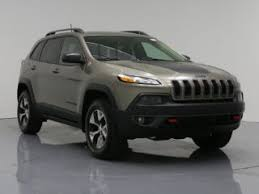 tan jeep cherokee used jeep cherokee trailhawk for sale in clearwater fl