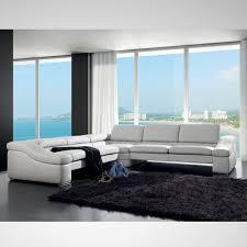 canapé cuir blanc design canapé cuir blanc d angle oasis las salotti