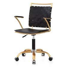 black modern desk desk chairs u2013 clever and modern