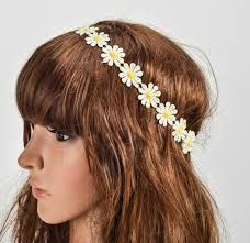 80s headbands stylish boho headband design with floral flower hair accessory for