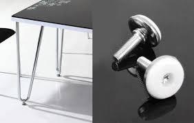 m8x25 bolt machine leg pad adjustable pads home kitchen