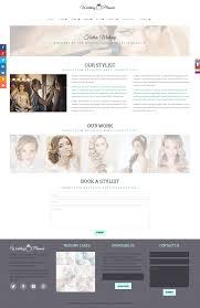 wedding planner website planner joomla wedding template