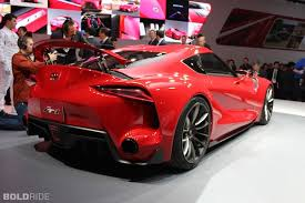 toyota new supra toyota ft 1 concept is a new supra in disguise motor1 com photos