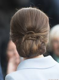 the secret to kate middleton u0027s perfect chignon is a hairnet bits