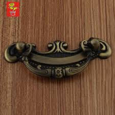 aliexpress com buy antique brass drawer handles furniture