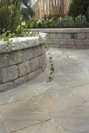 ridgestone series hickory blend standard finish paver patio