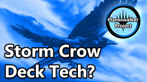 Storm Crow Meme - storm crow deck tech mtg youtube