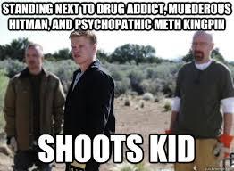 Todd Breaking Bad Meme - breaking bad meme todd standing next to on bingememe