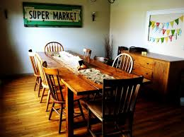 farm table dining room check out my farmhouse table the creative erb