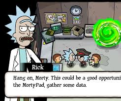 how to beat pocket mortys with only the original morty 10 steps