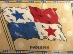 panama flag coloring page central america studies pinterest