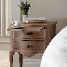 Oak Bedside Tables Etienne 2 Drawer Bedside Table Oak John Lewis Drawers And