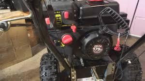 mtd powermore engine replacing the carburetor part 1 youtube