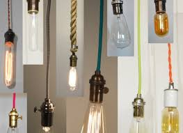 hanging lights that plug in single pendant light by 19 inch tan