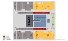 Ticketmaster Floor Plan El Paso County Coliseum El Paso Tickets Schedule Seating