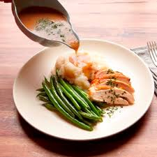 gluten free gravy use chicken stock thanksgiving
