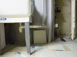 sewer gas smell in basement utility sink plumbing diy home
