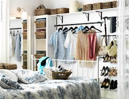 Clever Storage Ideas For Small Bedrooms Canopy Ideas Brown Canopy - Clever storage ideas for small bedrooms