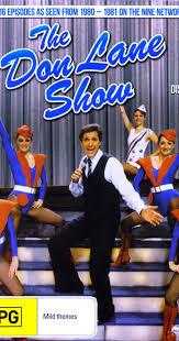 the don lane show tv series 1975 u20131983 imdb