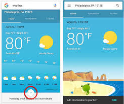 how to get apps on android find weather how to get s weather app on