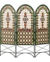 Quatrefoil Room Divider Check Out These Bargains On Meyda 65252 Home Decor