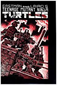 rare comics teenage mutant ninja turtles 1