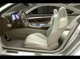 2006 Infiniti Coupe Concept Interior 1600x1200 Wallpaper