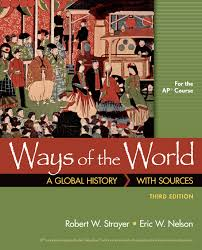 ways of the world with sources for ap 9781319022723 macmillan