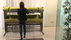 Sofa That Turns Into A Bunk Bed Doc Sofa Bunk Bed Youtube