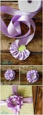 Gift Wrapping Bow Ideas - moda e moldes feltromara flor de fita u2026 pinteres u2026