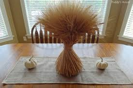 decor interesting round dining table with burlap table runner and