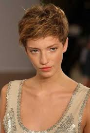 Kurzhaarfrisuren Pixie Cut by Lovely Cropped Nape Hair Pixie Haircuts On The