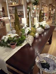 pottery barn christmas table decorations pottery barn holiday christmas inspiration and decor pinterest