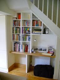 Small Reading Room Design Ideas by Un Bureau Sous L U0027escalier C U0027est Possible Bureaus Desk Space