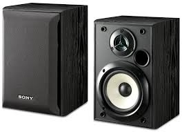 sony 1000 watt home theater system sony ss b1000 5 1 4 inch bookshelf speakers 120 watt pair cone
