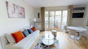 1 room apartment paris trocadéro passy rue d ankara monthly furnished rental