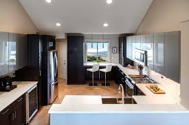 featured kitchen chic modern kitchen the kitchen company