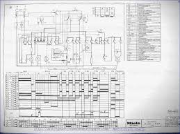 Miele Cooktop Parts Washer Rama Museum Miele Automatic W429s W432 Schematic Diagram