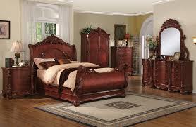 Solid Mahogany Bedroom Furniture by Mahogany Wood Bedroom Furniture Eo Furniture