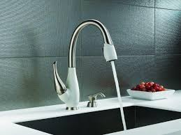 Kohler Purist Kitchen Faucet Modern Kitchen Faucet Kpf2130 Single Lever Pull Out Kitchen