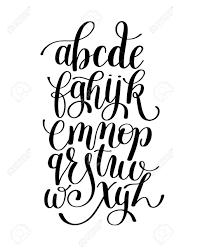tattoo font underline blackout alphabet phrases fonts pinterest