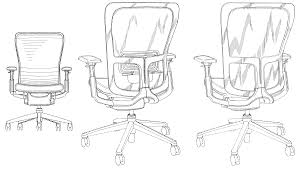 Office Chair Top View Patent Usd545076 Office Chair Google Patents