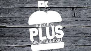 burgers plus burgers u0026 grill logo build 1 youtube