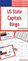 Map Of United States And Capitals by 275 Best The 50 States Images On Pinterest 50 States Teaching
