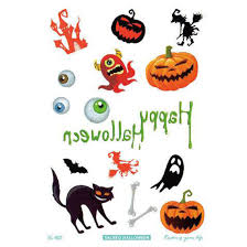 online buy wholesale pumpkin temporary tattoo from china pumpkin