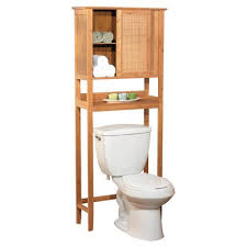 Bathroom Over Toilet Storage Best Bathroom Space Saver Over The Toilet Storage Racks Reviews